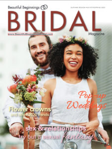 Beautiful Beginnings Bridal Magazine Featuring Hawley Crescent Catering & Events
