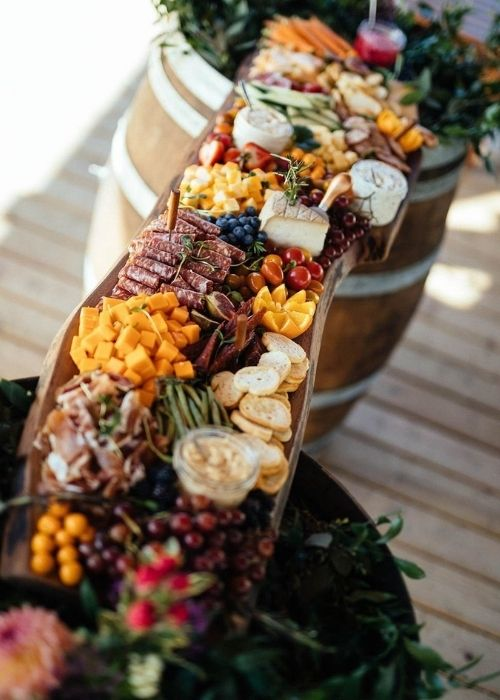 Charcuterie with Hawley Crescent Catering & Events