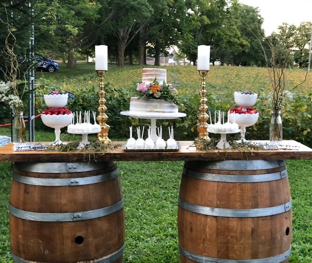 Farm Wedding with Catering by Hawley Crescent Catering & Events