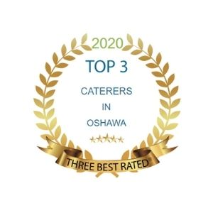Hawley Crescent Catering Rated Top 3 Caterers in Oshawa