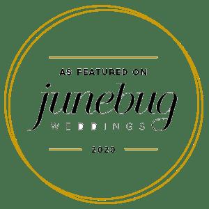 Hawley Crescent Featured in Junebug Weddings