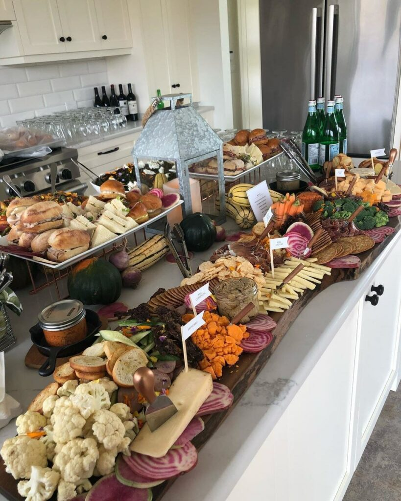 Private Event - Catering by Hawley Crescent Catering & Events