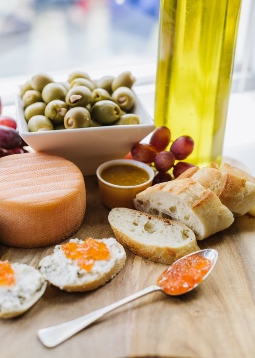 Tasty Spreads with Hawley Crescent Catering & Events