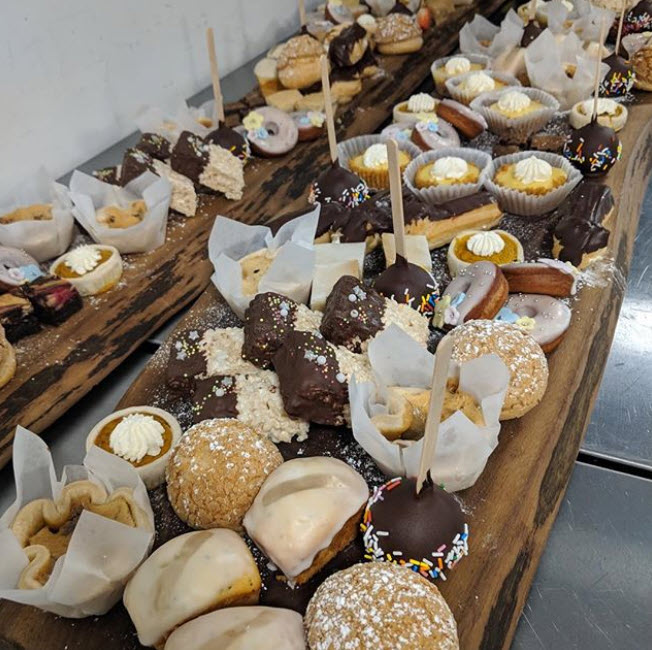 Baked Goods from Hawley Crescent Catering & Events