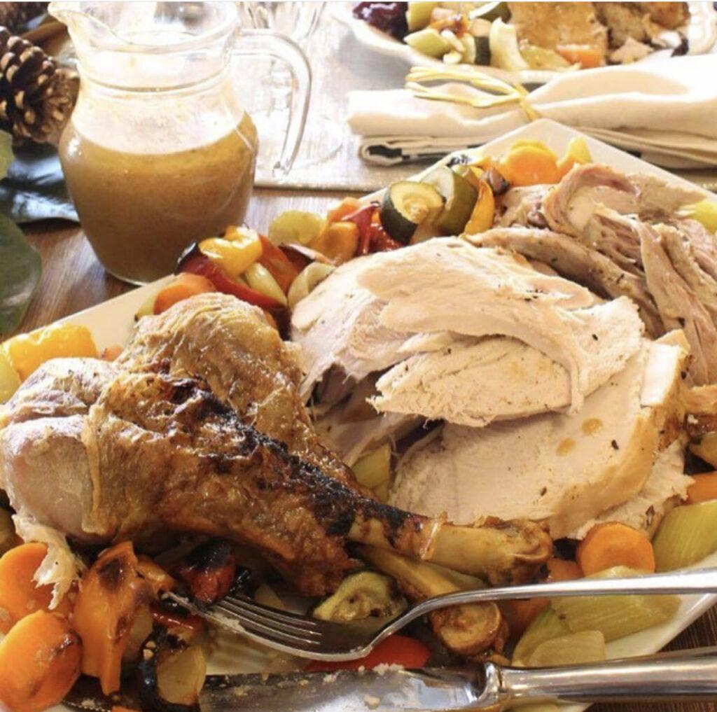 Hawley Crescent Christmas Dinner