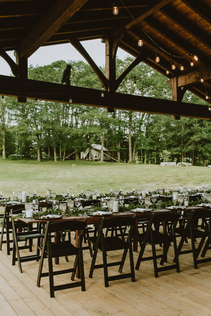 Whispering Springs Wedding with Hawley Crescent